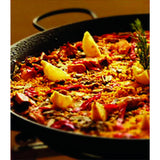 Vaello Carbon Steel Paella Pan - 34cm
