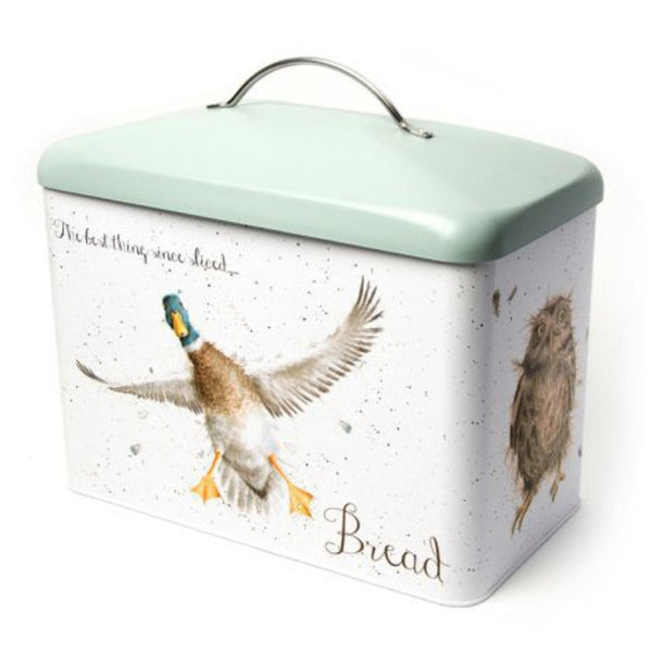 Wrendale Illustrated Animal Bread Bin
