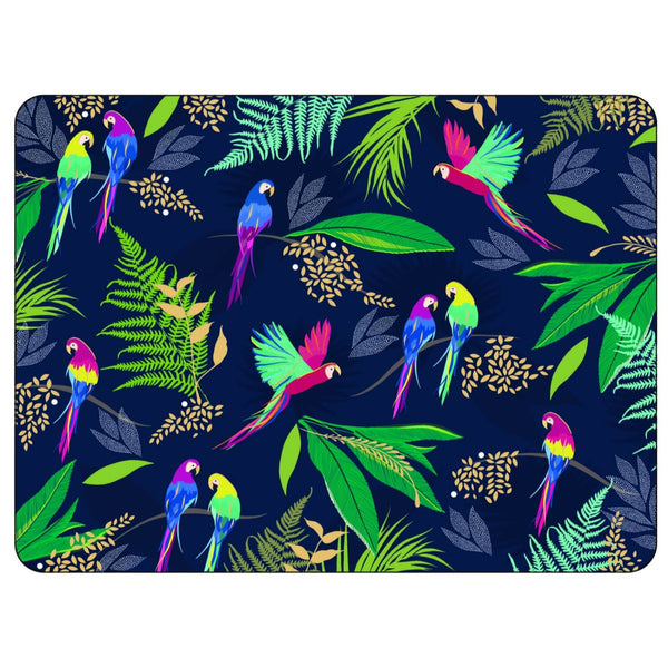 Sara Miller London Parrot Placemats - Set of 4