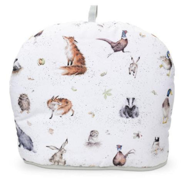 Wrendale Animal Illustrated 36cm Cotton Tea Cosy