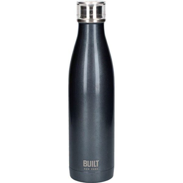 Built Double Walled Drinks Bottle 740ml - Charcoal