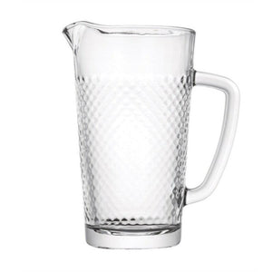 Luxe Karo Glass Jug - 1 Litre