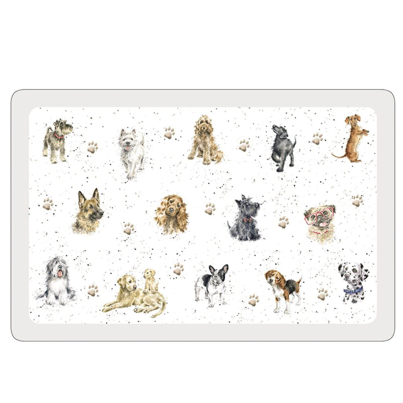 Wrendale Designs Flexible Placemat - Dogs