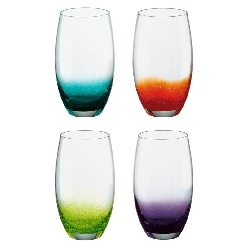 Anton Studio 4 Set 650ml Hiball Fizz Tumblers