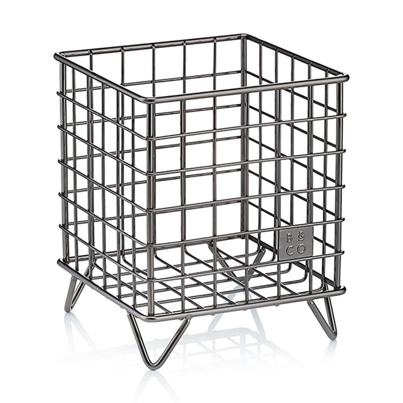 Barista & Co Coffee Pod Cage - Black