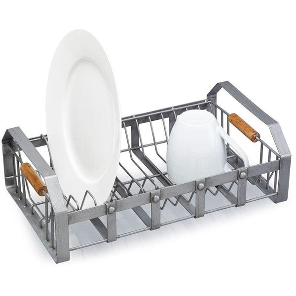 Industrial Kitchen Dish Drainer - Metal