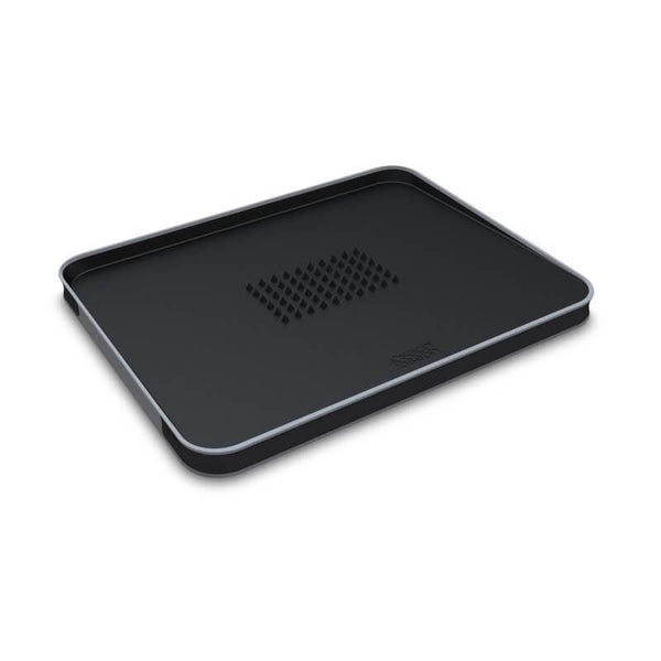 Joseph Joseph Cut&Carve Plus Chopping Board Large - Black