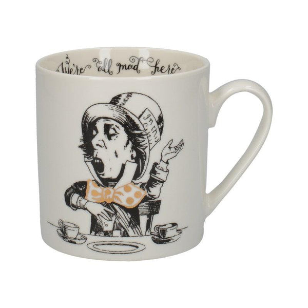 C000049 Victoria And Albert Alice in Wonderland Mad Hatter Mug