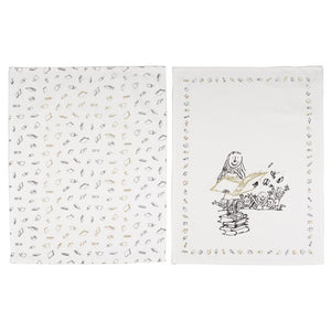 Matilda Phizz-Whizzing Tea Towels - Set of 2