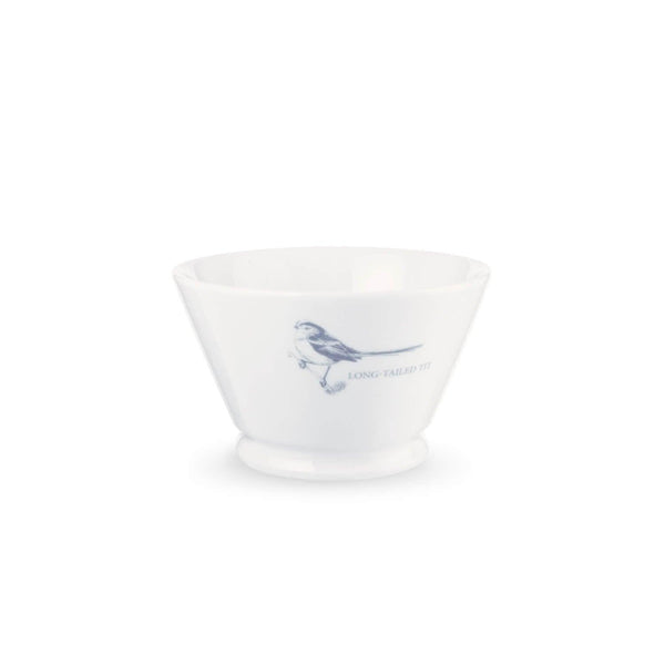 Mary Berry English Garden Small Serving Bowl - Long Tailed Tit