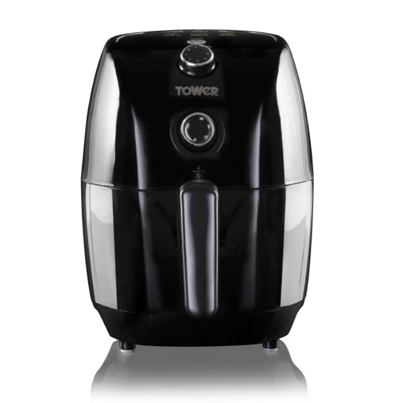 T17025 Tower Compact Black Air Fryer