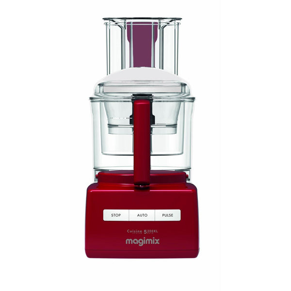 Magimix Cuisine Systeme 5200XL Food Processor - Red