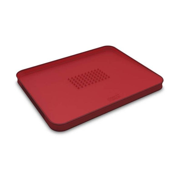 Joseph Joseph Cut&Carve Plus Chopping Board Large - Red