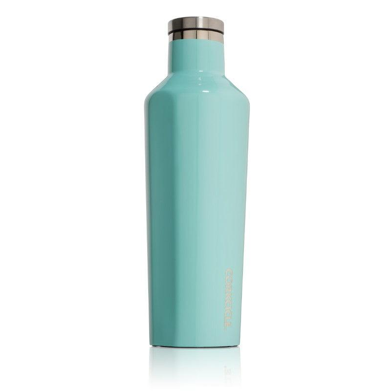 Corkcicle Canteen 16oz - Turquoise