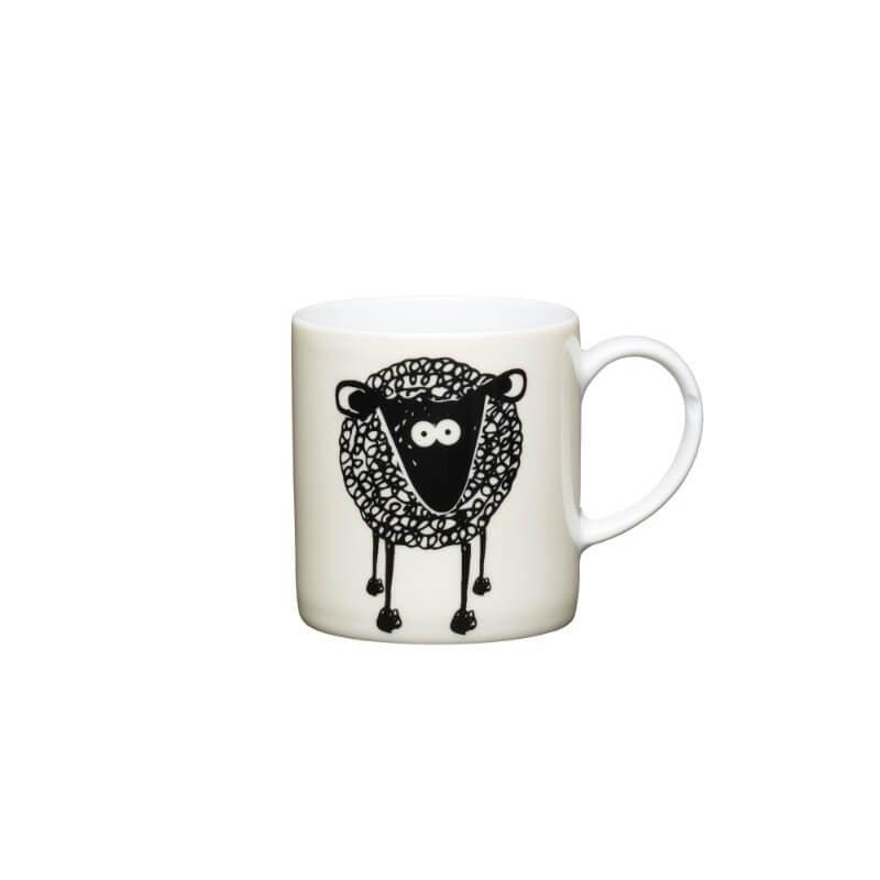 KitchenCraft Espresso Mug - Sheep