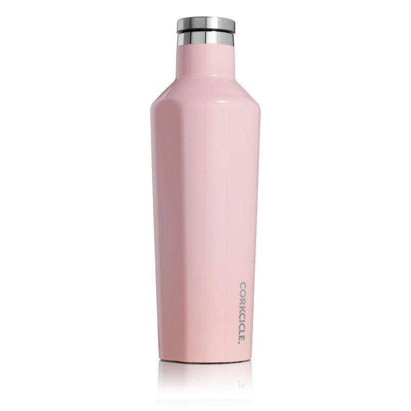 Corkcicle 9oz Canteen - Rose Quartz