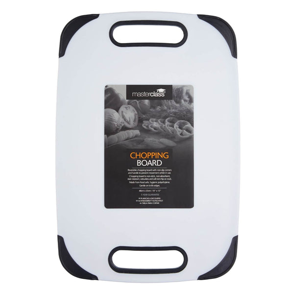 MasterClass Non-Slip Chopping Board - Large