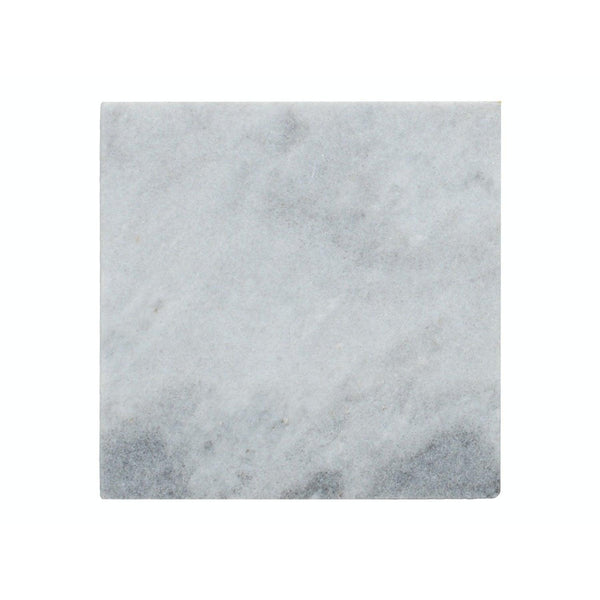 Creative Tops Naturals 4 Piece Square Coaster Set - Marble