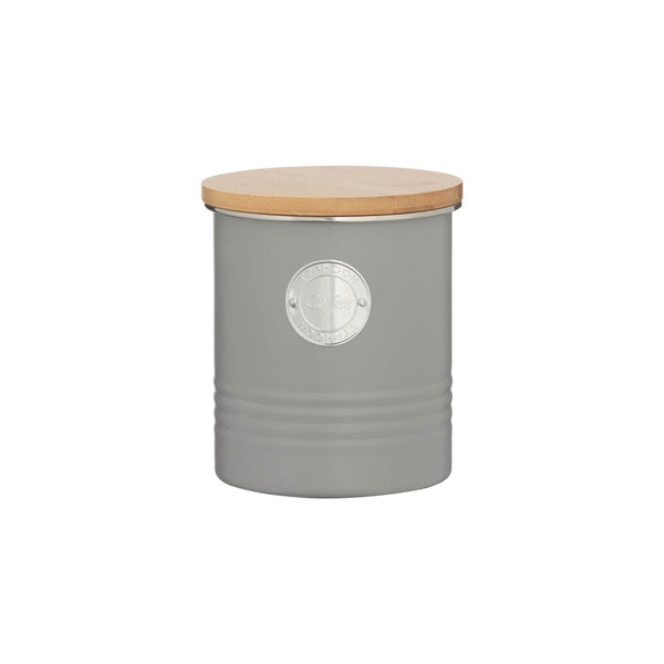 Typhoon Living Coffee Canister - Grey