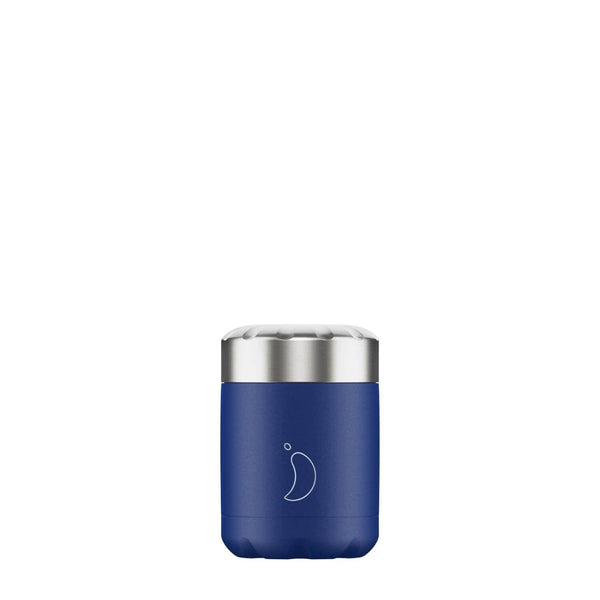 Chilly's 300ml Food Pot - Matte Blue