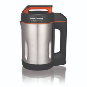 501022 Morphy Richards Stainless Steel 1.6 Litre Soup Maker