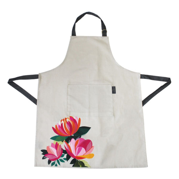 Sara Miller London Placement Apron - Peony