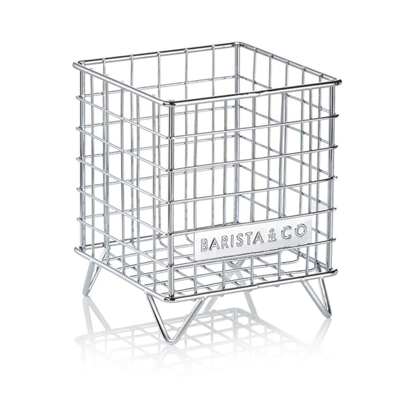 Barista & Co Coffee Pod Cage - Steel