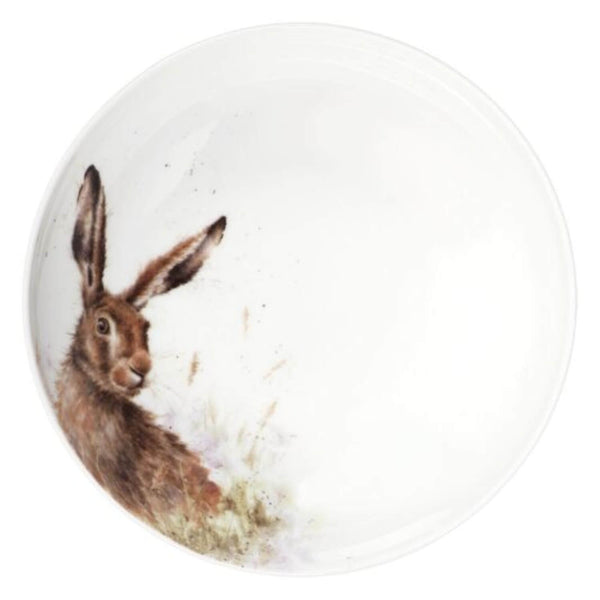 Royal Worcester Wrendale China Coupe Bowl - Hare