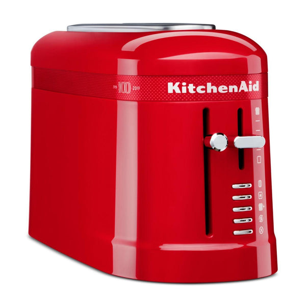 KitchenAid Queen of Hearts 2 Slice Toaster - Red
