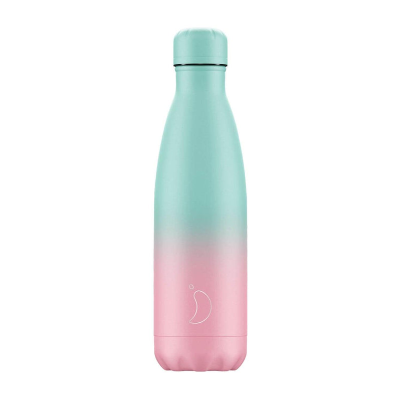 Chilly's 500ml Gradient Drinks Bottle - Pastel