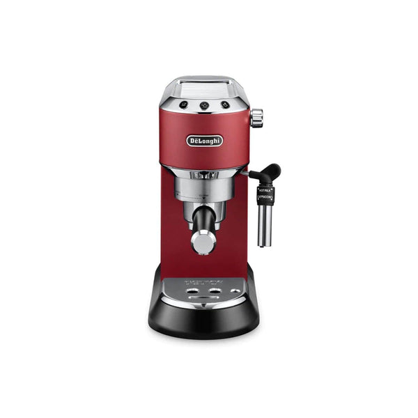 De'Longhi Dedica EC685R Pump Espresso Coffee Machine - Red
