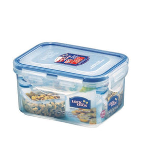 HPL807 Lock & Lock Rectangular Food Container - 470ml
