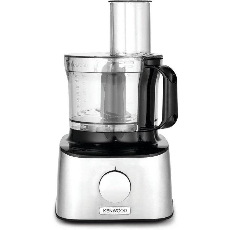 Kenwood MultiPro FDM302SS Compact Food Processor - Silver