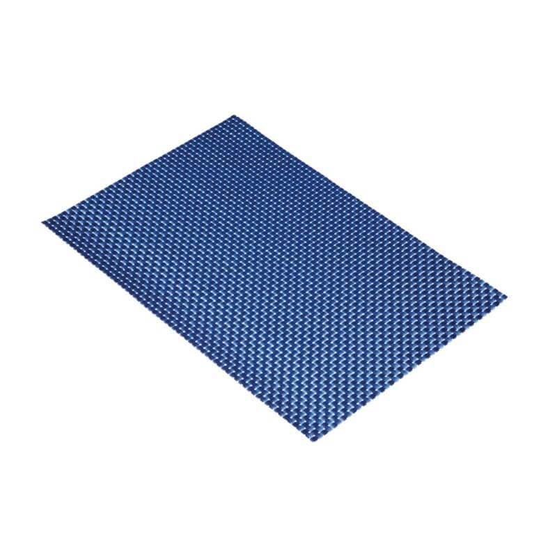 KitchenCraft Woven Placemat - Royal Blue
