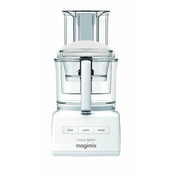 Magimix Cuisine Systeme 5200XL Food Processor - White