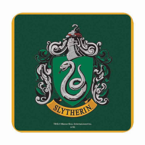 Harry Potter Slytherin Coaster
