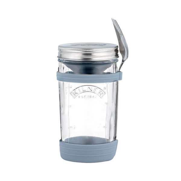 Kilner Food to Go All In 1 500ml Jar Set