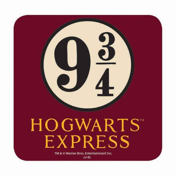 Harry Potter Platform 9 3/4 Coaster