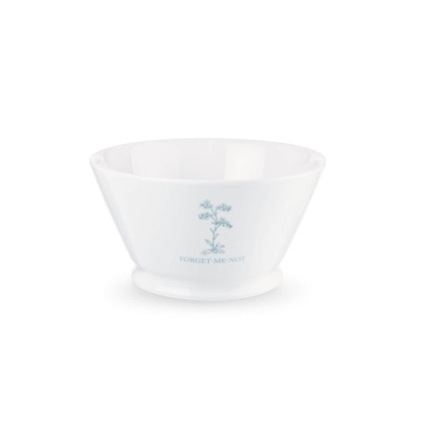 Mary Berry English Garden Medium Serving Bowl - Forget Me Not