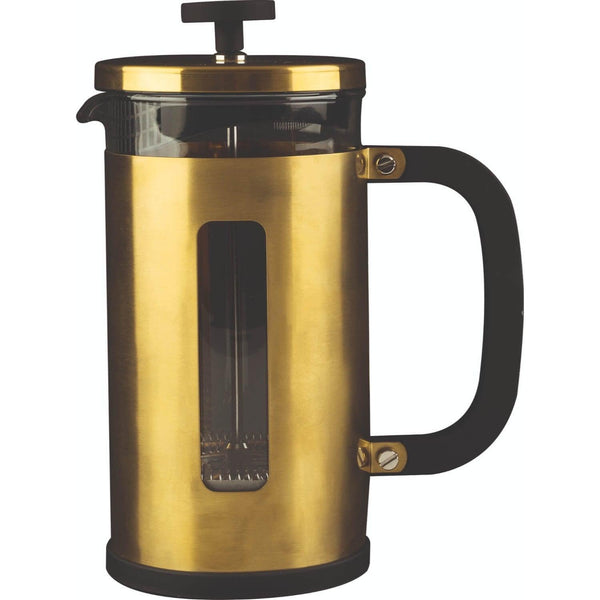 La Cafetiere Edited Pisa Brushed Gold Cafetiere - 8 Cup