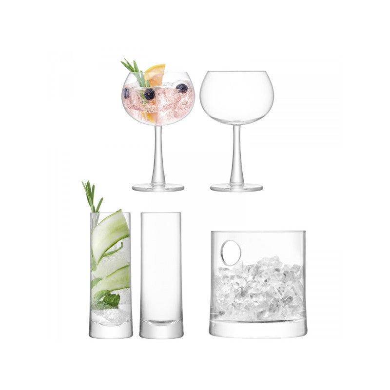 LSA 14cm Gin Ice Bucket Set