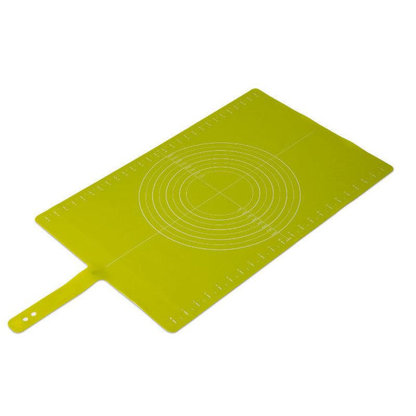 Joseph Joseph Green Roll-Up Silicone Baking Mat