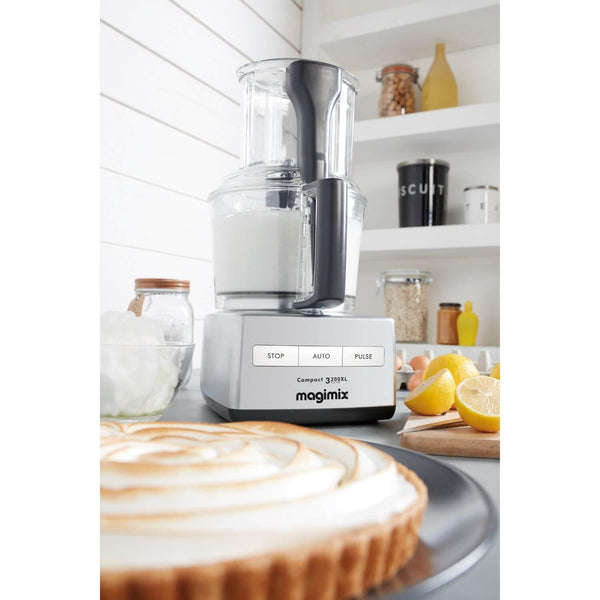 Magimix Cuisine Systeme 3200XL Food Processor - Satin