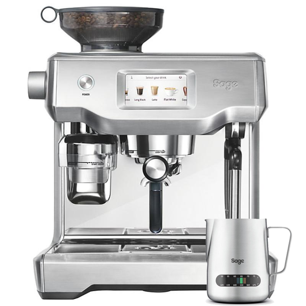 Sage Oracle Touch Bean-to-Cup Coffee Machine - Silverx