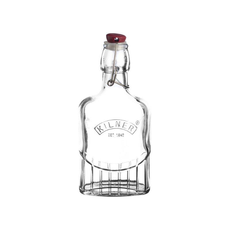 Kilner 250ml Sloe Gin Glass Clip Top Bottle