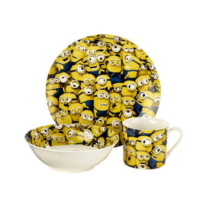 Arthur Price Despicable Me Sea of Minions 3 Piece Set