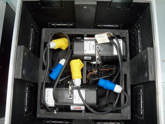 Lifting Tackle and Chain Hoist cases