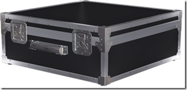 Case for Christie DXG1051 projector. Ref 6830.