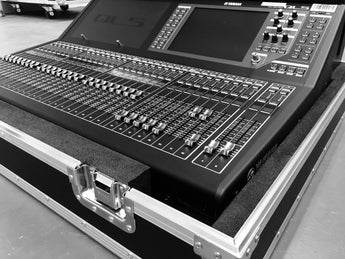 Bespoke Sound Mixer Cases