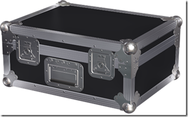 Hitachi CP-WU5500 Projector Flightcase